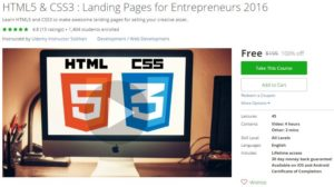 udemy-html5-css3-landing-pages-for-entrepreneurs-2016