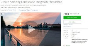 udemy-create-amazing-landscape-images-in-photoshop
