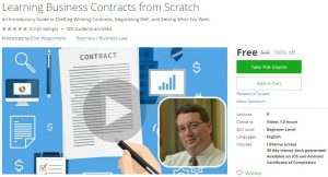 udemy-learning-business-contracts-from-scratch
