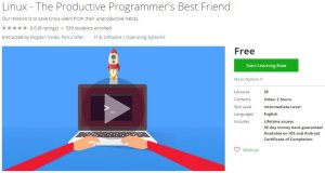 udemy-linux-the-productive-programmers-best-friend