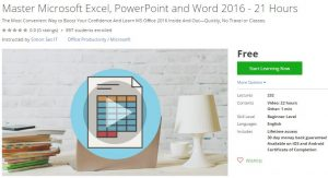 udemy-master-microsoft-excel-powerpoint-and-word-2016-21-hours