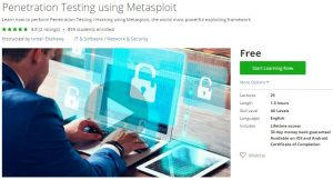 udemy-penetration-testing-using-metasploit