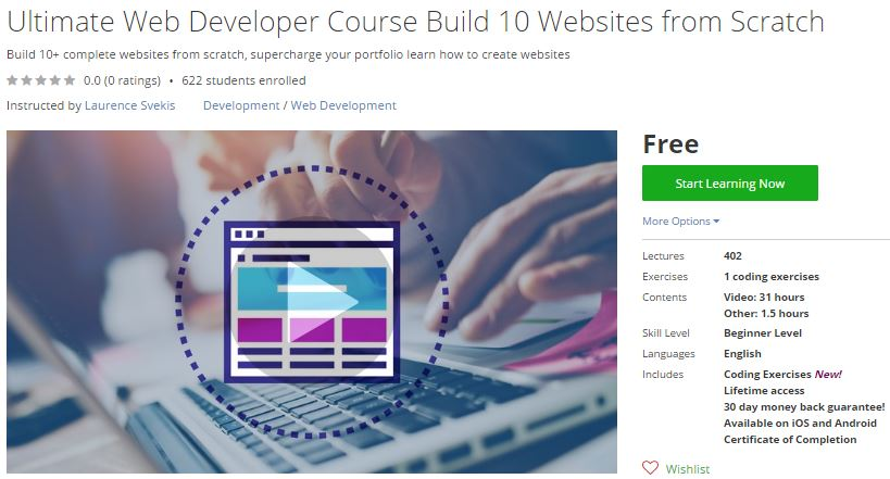 10 udemy course coupons