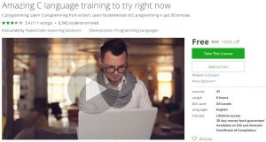udemy-amazing-c-language-training-to-try-right-now