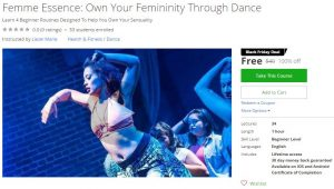 udemy-femme-essence-own-your-femininity-through-dance
