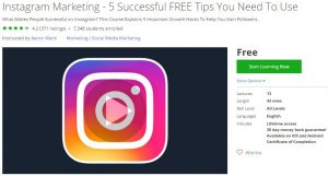 udemy-instagram-marketing-5-successful-free-tips-you-need-to-use