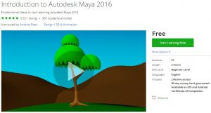 udemy-introduction-to-autodesk-maya-2016