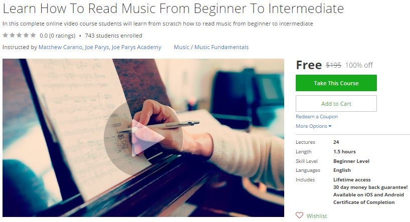 How To Read Music The Pitch Or Tone