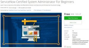 udemy-servicenow-certified-system-administrator-for-beginners