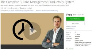 udemy-the-complete-3i-time-management-productivity-system