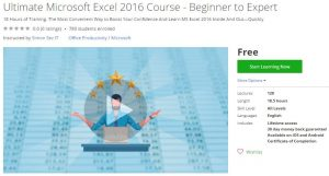 udemy-ultimate-microsoft-excel-2016-course-beginner-to-expert