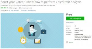 udemy-boost-your-career-know-how-to-perform-cost-profit-analysis