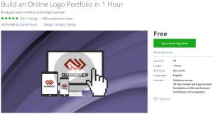 udemy-build-an-online-logo-portfolio-in-1-hour