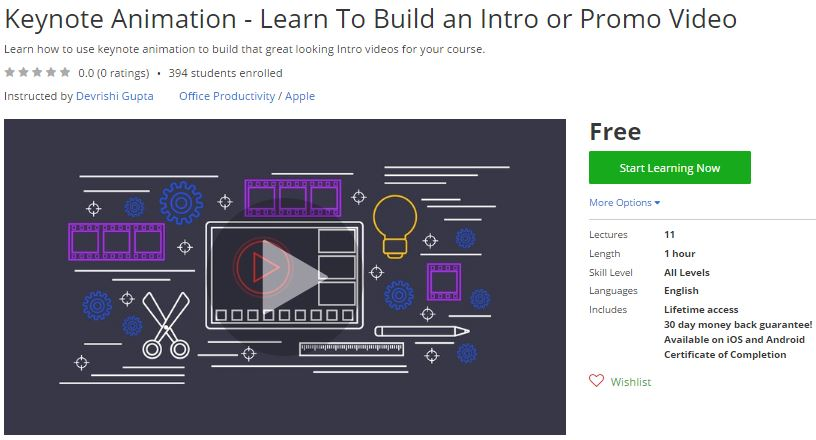 Udemy coupon discount