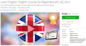 udemy-learn-english-english-course-for-beginners-a1-a2-a2