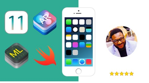 Udemy Coupon – The Complete iOS 11 & Swift Developer Course