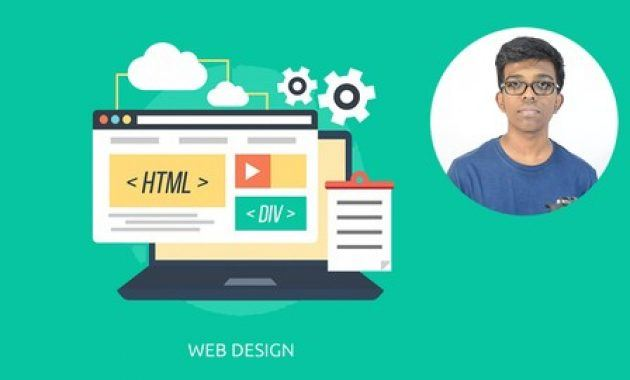 Create a website within a day course