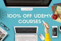 udemy free coupon courses