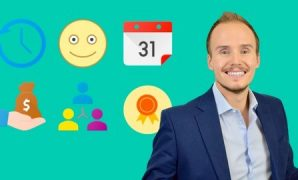 Udemy Coupon-2019 Complete Personal Success Masterclass - 9 Courses in 1
