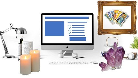Udemy Coupon-Build An Amazing Sales Page for Spiritual Workers In 1 Hour