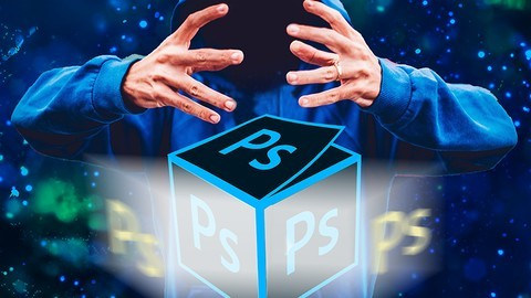 Udemy Coupon-Photoshop 2019 : Creating awesome designs and manipulations