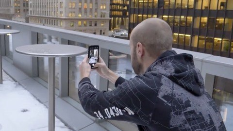 Udemy Coupon-iPhone Photography - Take Better Pictures With Your iPhone