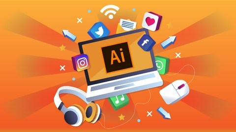 Udemy Coupon-Adobe illustrator in an easy way : create awesome designs