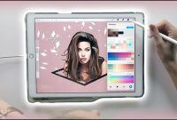 Udemy Coupon-Drawing Digital Art in Procreate + Character Design Basics
