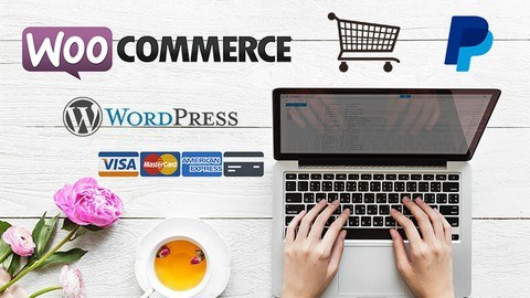 Udemy Coupon-Up and Running with WordPress and Woocommerce 2019