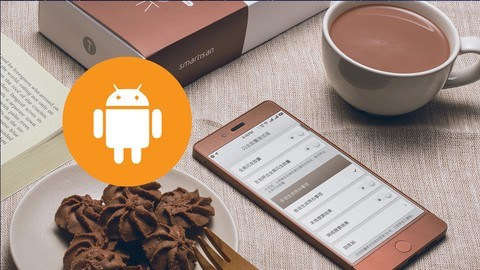 Udemy Coupon-Android project base app development course build (Real App)