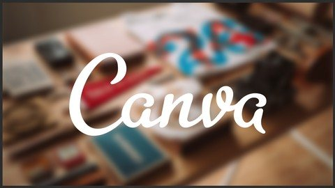 Udemy Coupon Free | Canva Complete Course For Graphic Design