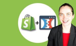 Udemy Coupon-Shopify Dropshipping - Scale to 7 figures with Clickfunnels!