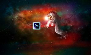 Udemy Coupon-Space Explorer-Photo Composite Photo Manipulation Photoshop