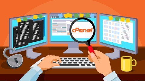 Udemy Coupon-Complete Cpanel Course: Master Cpanel Step-by-Step 2019