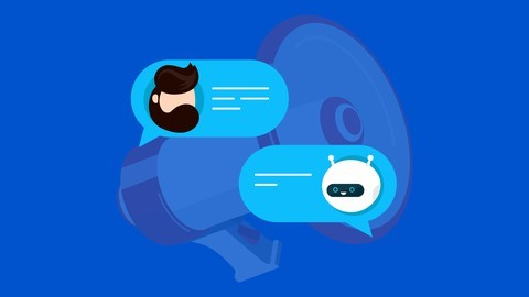 Udemy Coupon-Build a VIRAL Referral FB ChatBot + Free ManyChat TEMPLATE