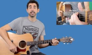 Udemy Coupon-STRUMMING SIMPLIFIED: 51 Guitar Rhythms For All Styles!