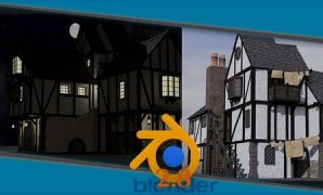 Udemy Coupon-Blender 2.8 Complete Beginners Guide to 3D Modelling a Scene