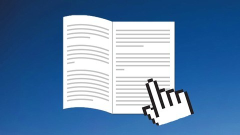 Udemy Coupon-Learn to Write eBooks without having a writer experience!