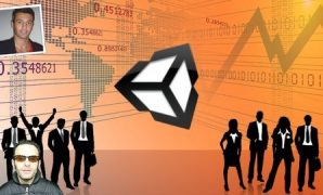 Udemy Coupon-Unity 3D Course: No Coding, Build & Market Video Games Fast