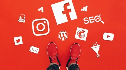 Udemy Coupon-Social Media Marketing Agency : Digital Marketing + Business