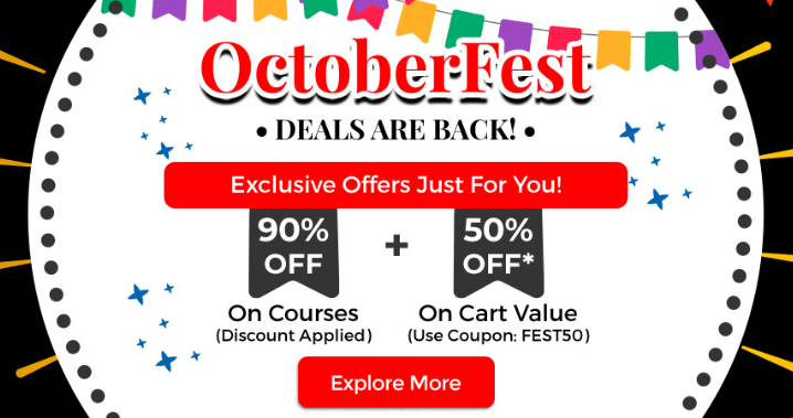 Eduonix October Savings