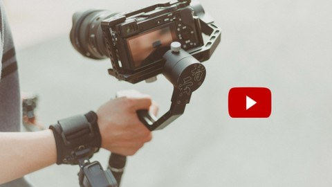 Udemy Coupon-Start Vlogging & Youtube Channel, Edit Videos in minutes