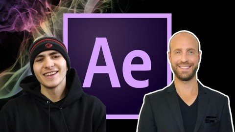 Udemy Coupon-Learn How To Create Professional Motion Graphics - From Beginner To Advanced - in Our Complete After Effects Masterclass