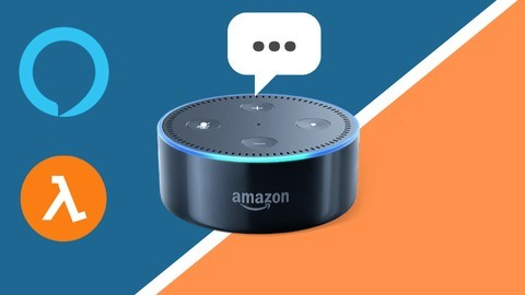 Udemy Coupon Code-Learn to Build your Own Custom Alexa Skill using Alexa Skills Kit (ASK) and Publish them to the Alexa Skill Store.