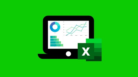 Udemy Coupon-Learn the basics of Excel and build a solid understanding of how to use it