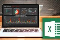 Udemy Coupon-Learn Data Analytics, build interactive Dashboards and Automate your data reports in just 6 hours!