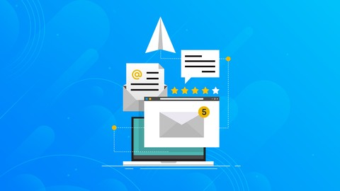 Udemy Coupon-Learn how to create standard and automated email campaigns with tools like MailChimp and grow your business and sales