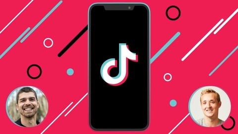 Udemy Coupon-Watch us break down the TikTok system, design ad campaigns, & grow a brand new account to 10k followers in 30 days