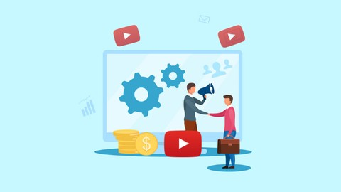 Udemy Coupon-YouTube Affiliate Marketing MasterClass learn how to Rank Number #1 in YouTube and Google