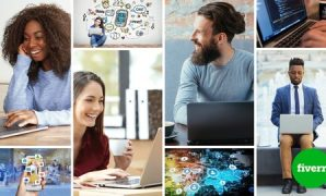 Udemy Coupon-Step-by-step guide to create your online business and lifestyle using Fiverr as a freelancer, broker or agency.